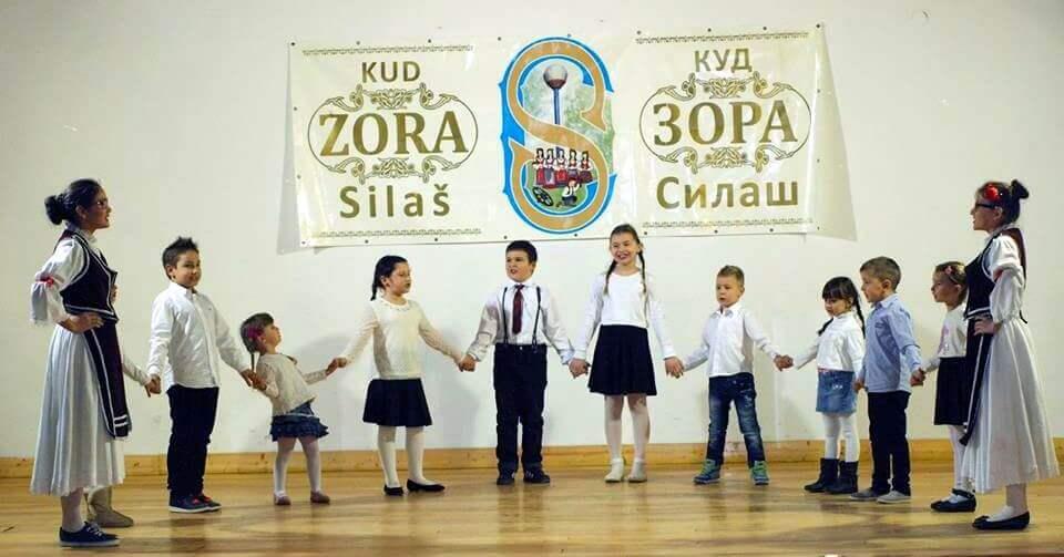 KUD Zora, Silaš - najmlađi