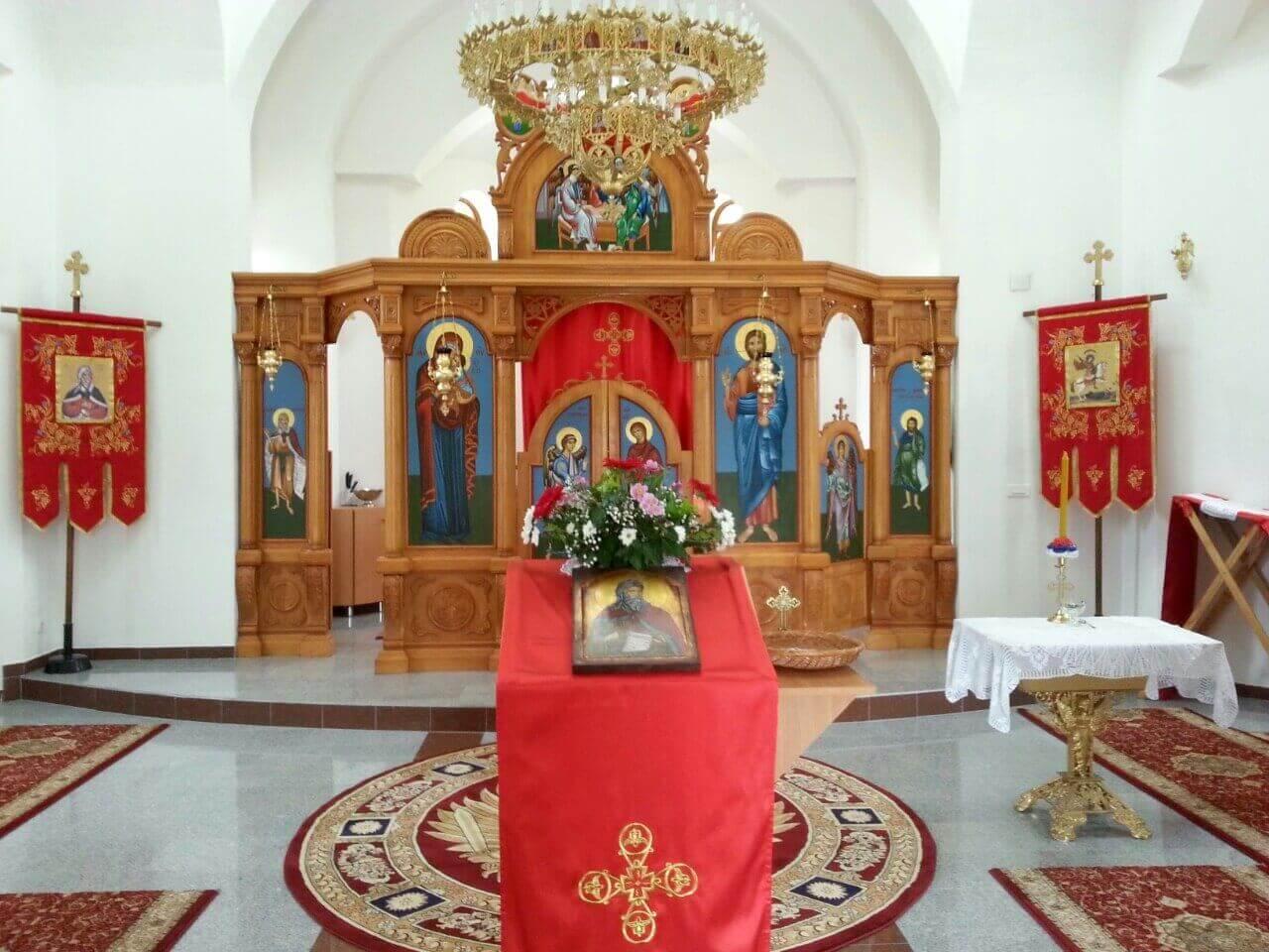 Hram svetog proroka Ilije u Silašu