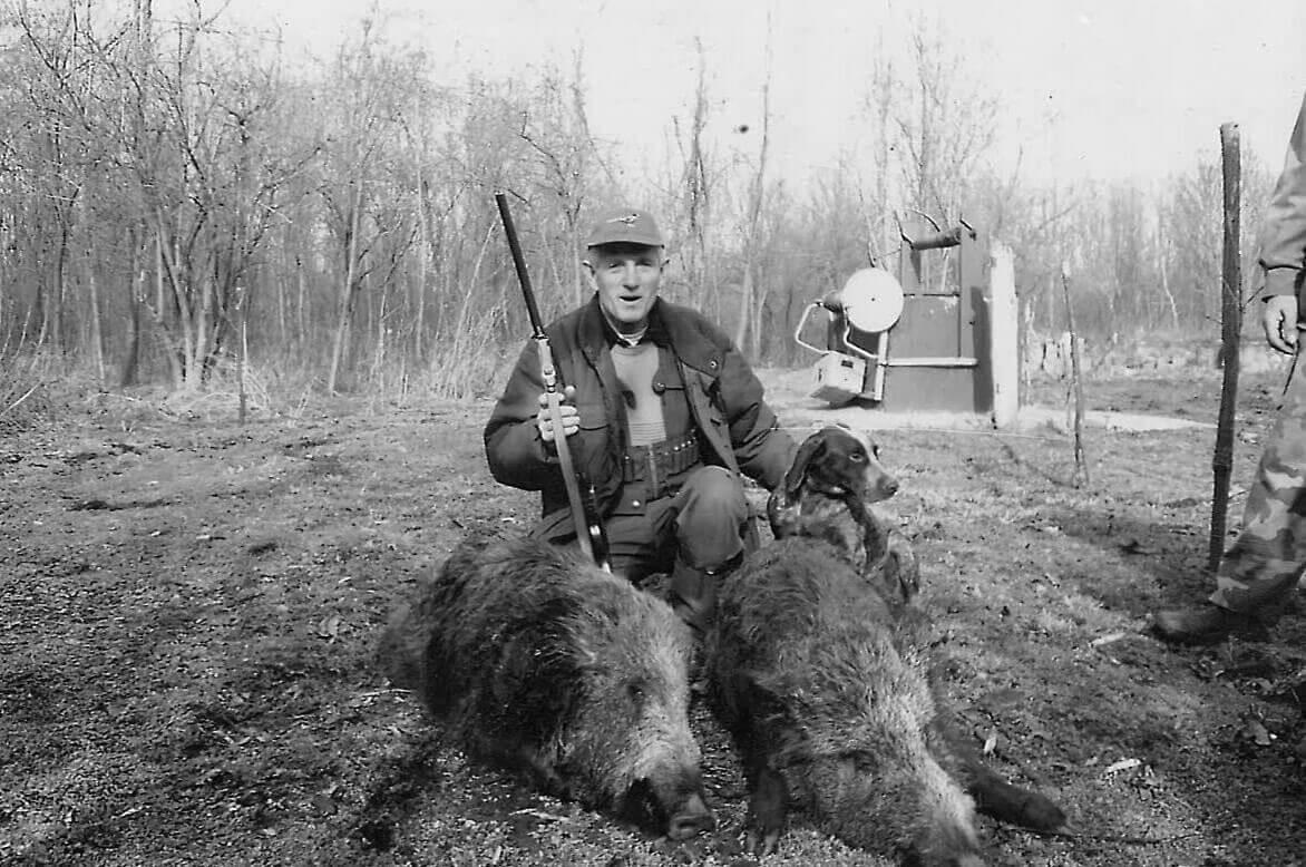Lovačko društvo Orao, Silaš - trofeji